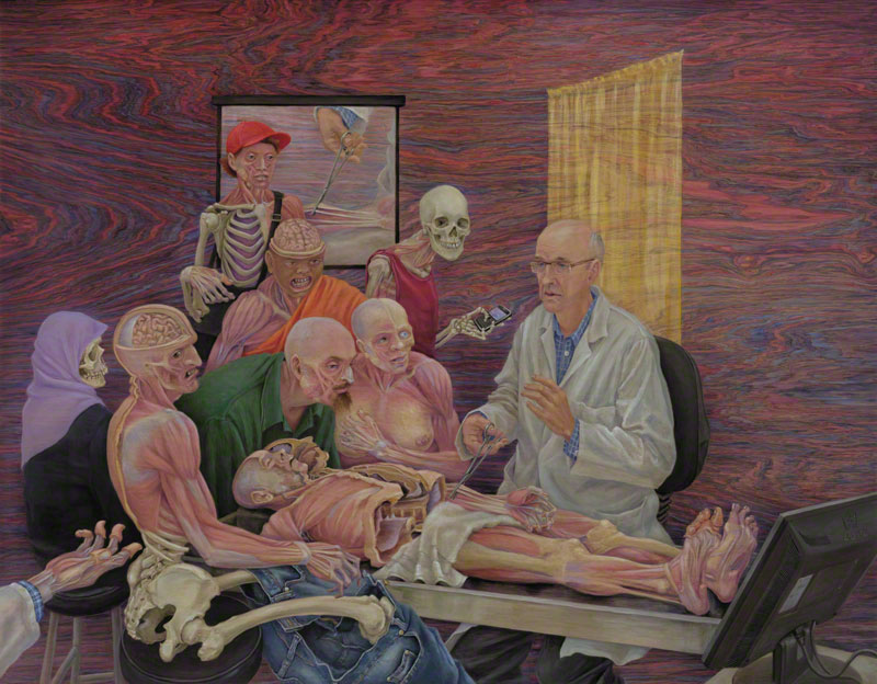 The anatomy lesson of Dr Freeman by Susan Dorothea White